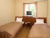 ペンションアニマーレin那須のペットと泊まれる部屋