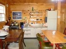 あとりえ ニセコのキッチン