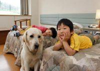 星野リゾート 磐梯山温泉ホテルのペットと泊まれる部屋