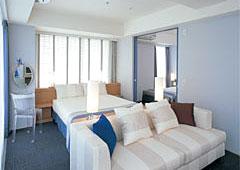 ザ・ビーチタワー沖縄のペットと泊まれる部屋