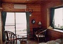 ペンション C-ドルフィンのペットと泊まれる部屋