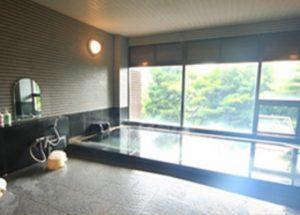 ドッグパレスリゾート箱根の天然温泉