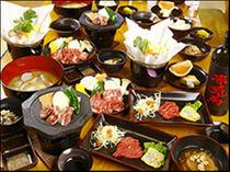 ドッグパレスリゾート阿蘇乙姫の食事