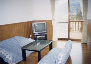 ファームイン市原のペットと泊まれる部屋