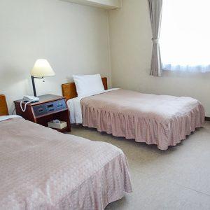 ホテル ラ・モンターニュ・フルハタのぺットと泊まれる部屋
