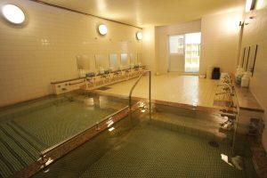 HOTELシャーレゆざわ銀水の天然温泉