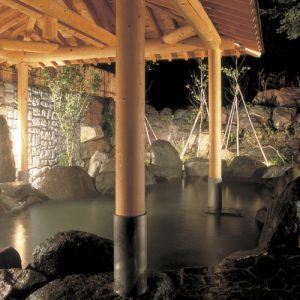 ホテルグリーンプラザ軽井沢の天然温泉