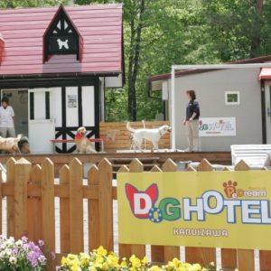 ホテルグリーンプラザ軽井沢のペットホテル