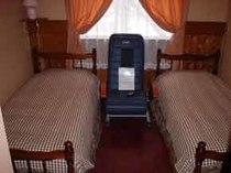ペンションGUZUのペットと泊まれる部屋