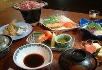 函館パークホテルの食事