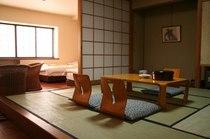 美人の湯 白雲荘のぺットと泊まれる部屋