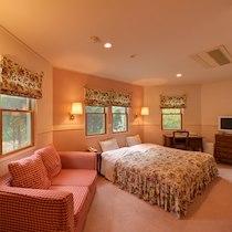 ザ・ハートフィールド・インのペットと泊まれる部屋