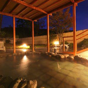 ほりでーゆー四季の郷の天然温泉