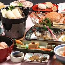 ホテル十和田の食事