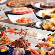 伊良湖ビューホテルの食事