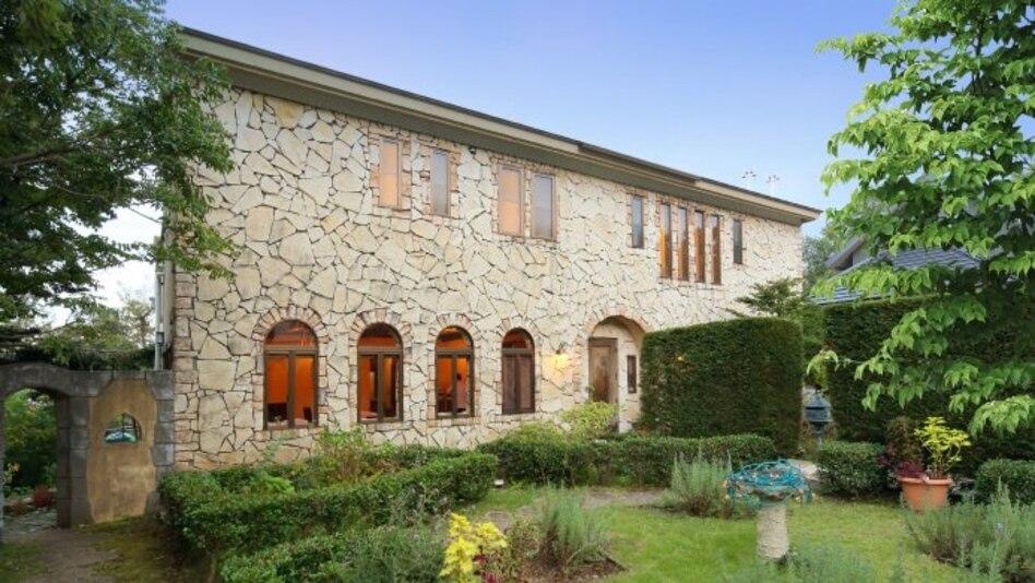 別邸石の家