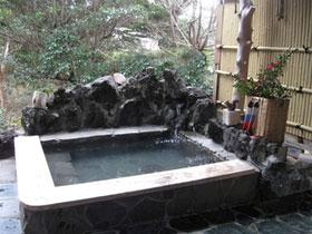 ペットと泊まれる貸切天然温泉の宿マーフィの天然温泉