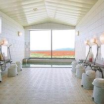 能取の荘 かがり屋のお風呂