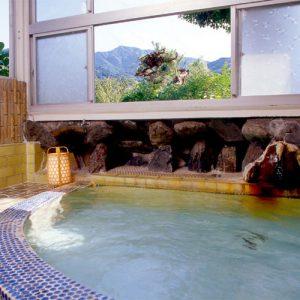 亀屋旅館の天然温泉