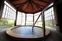 里のやど川尻の温泉