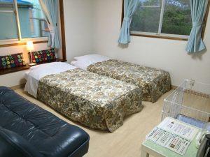 ペンションケイコ(KEIKO)のペットと泊まれる部屋