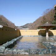 湯原国際観光ホテル 菊之湯の湯原温泉
