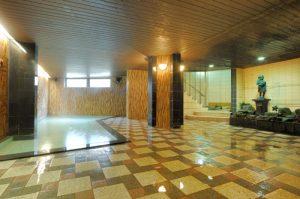 きぬ川国際ホテルの天然温泉