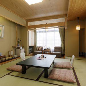 きぬ川国際ホテルのペットと泊まれる部屋