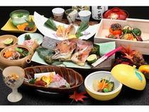 KKR京都 くに荘の食事