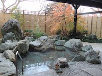 KKR京都 くに荘の温泉