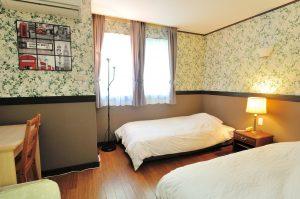 クリンゲルバウムのペットと泊まれる部屋