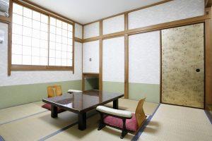 観泉荘こまやのペットと泊まれる部屋