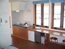 カフェ&ペンションK-yardのキッチン