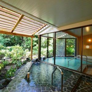 ルネッサ赤沢の天然温泉