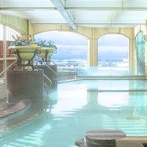 ホテルリステル猪苗代の温泉