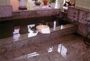 愛犬の宿ラブリー・ワンズの天然温泉