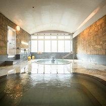 松島屋旅舘の温泉