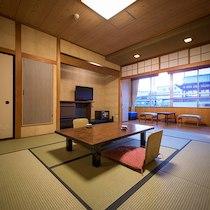 松島屋旅舘のペットと泊まれる部屋