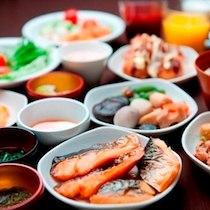ドーミーインEXPRESS三河安城の朝食バイキング