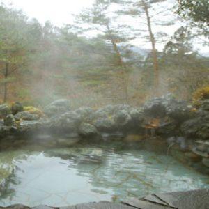 旅館三国園の天然温泉