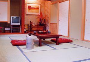 旅館三国園のペットと泊まれる部屋
