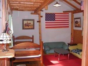 マウンテン・ドームのペットと泊まれる部屋