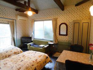 渚苑のぺットと泊まれる部屋