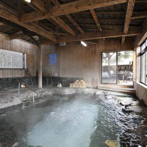 七沢荘の天然温泉