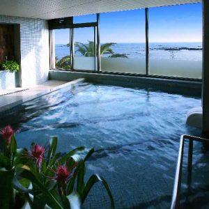 白浜オーシャンリゾートの天然温泉