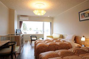 白浜オーシャンリゾートのペットと泊まれる部屋
