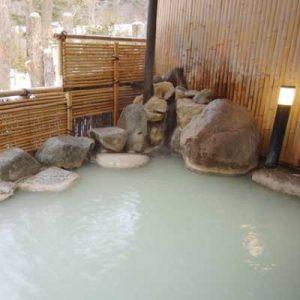 奥日光高原ホテルの天然温泉