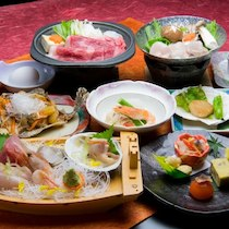 大江本家の食事
