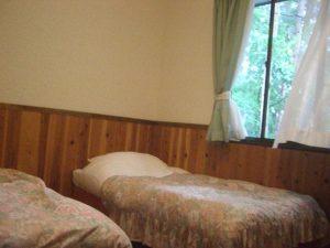 ペンションおれんじはうすのペットと泊まれる部屋