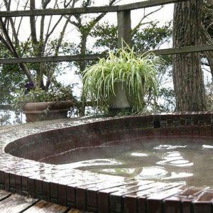 リゾートペンションビーグルの天然温泉